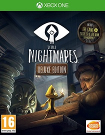 Little Nightmares Deluxe Edition Xbox One