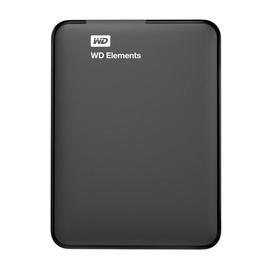 "Išorinis kietasis diskas Western Digital WDBUZG5000ABK-WESN, 2,5"" 500 GB; USB 3,0"