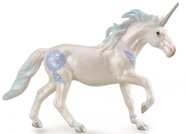 Collecta Unicorn Stallion Blue 88849