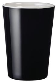 Vonios stiklinė Ridder Fashion Black 2001110, juoda