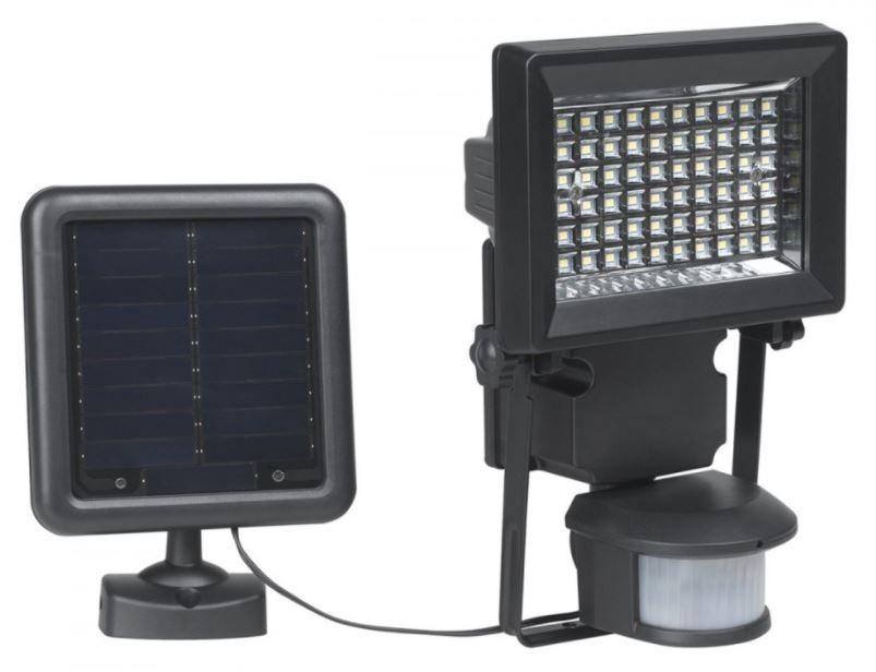 Duracell Solar Garden Light LED With Sensor