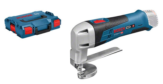 Bosch GSC 12V-13 Cordless Metal Shears L-BOXX