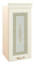 DaVita Olivija 71.04 Kitchen Upper Cabinet Astrid Pine/Light Olive