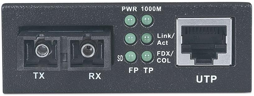Intellinet Media Converter 507349