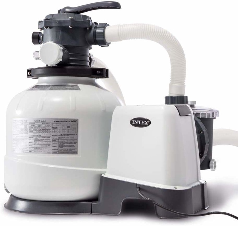 Intex Krystal Clear Sand Filter SF70220RC
