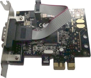 Unitek PCI-E to 1 x RS232 Y-7502