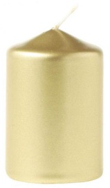 Eika Pillar Candle 7x5cm Gold
