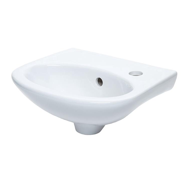 Раковина Keramin City L380 Sink White