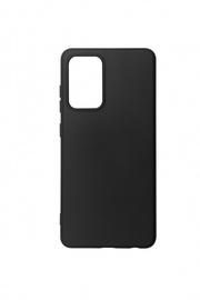 Silicone case Samsung Galaxy A52 Black