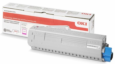 OKI Toner for C824 834 844 10000p Magenta 46861306