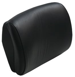 Home4you Fulkrum Headrest 29x22x12cm Black