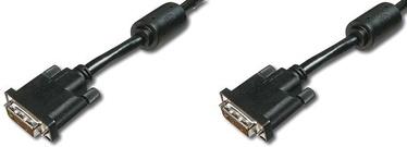 Assmann Cable DVI-D / DVI-D Black 3 m