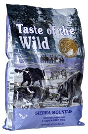 Taste of the Wild Sierra Mountain Dry Food 5.6kg