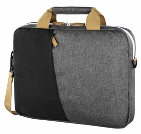 Hama Florence Notebook Bag 15.6 Grey Black
