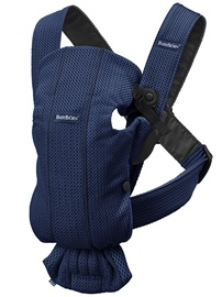 Babybjorn Baby Carrier Mini Navy Blue 3D Mesh