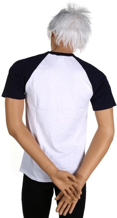 Футболка Licenced Game Of Throne Painted Stark Raglan T-Shirt White/Blue L