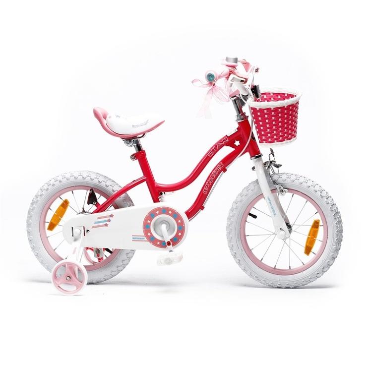 """Vaikiškas dviratis Royalbaby Star Girl 12"""""""