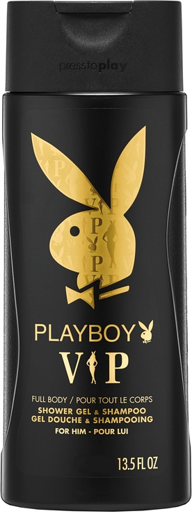 Playboy VIP For Him 250ml Shower Gel
