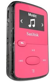 Muusikamängija Sandisk Clip Jam Pink, 8 GB