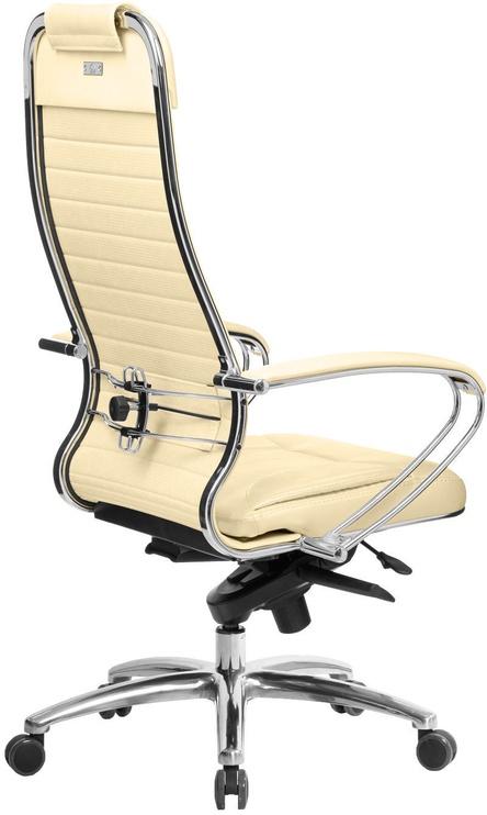 Biroja krēsls MN Samurai KL-1.04 Leather Beige