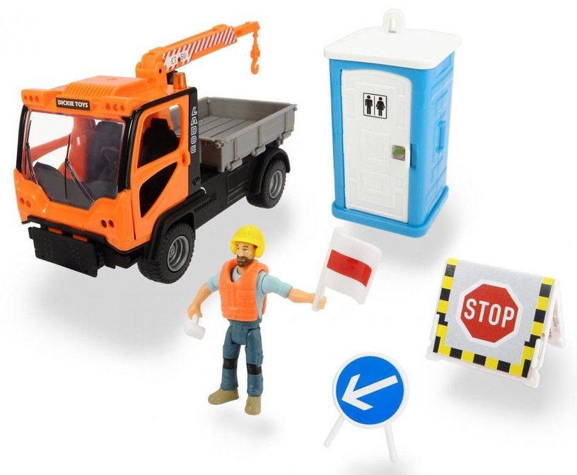Dickie Toys Playlife M.T. Set 203835005
