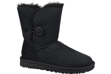 UGG Bailey Button II Boots 1016226 Black 36