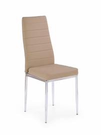 Svetainės kėdė K70C, smėlio spalvos