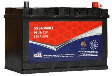 AD Baltic 595404083 Starter Battery 95Ah