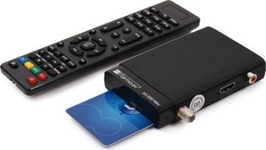 Opticum X300 Mini With Easyfind LNB Black