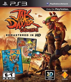 Jak And Daxter Collection US Version PS3
