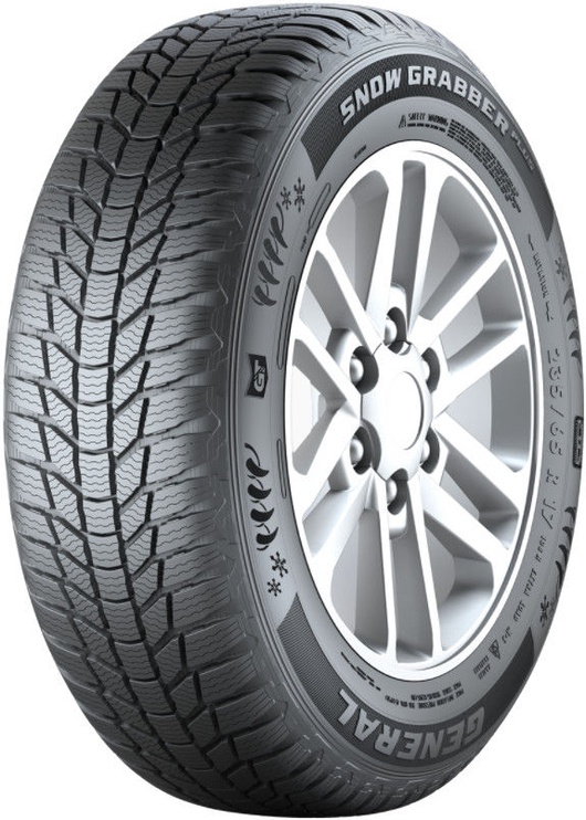 Automobilio padanga General Tire Snow Grabber Plus 235 55 R17 103V XL