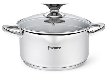 Fissman Elegance Casserole With Glass Lid 5.6l 5493