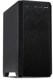 Inter-Tech H-606 mATX Micro Tower Black