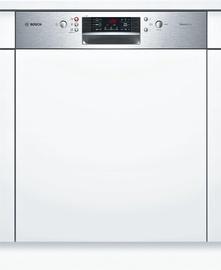 Įmontuojama indaplovė Bosch Series 4 SMI46LS00E Gray
