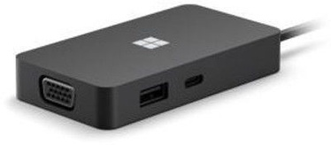 Microsoft USB-C Travel Hub Commercial Black 1E4-00003