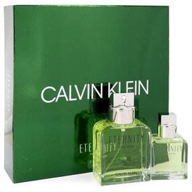 Calvin Klein Eternity 100ml EDP + 30ml EDP