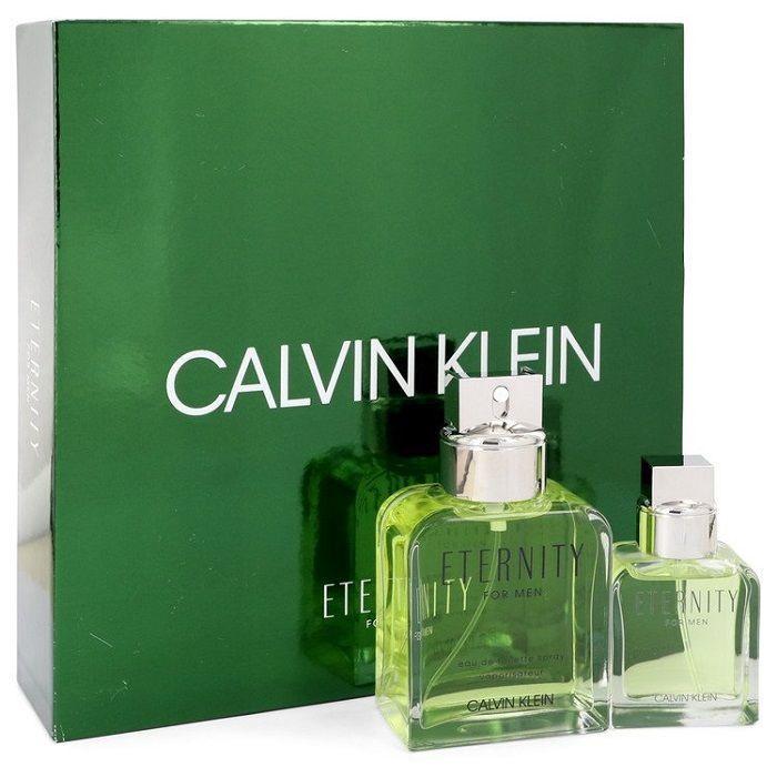 Набор для мужчин Calvin Klein Eternity 100 ml EDP + 30 ml EDP