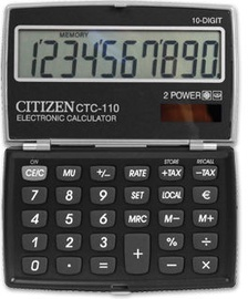Citizen Pocket CTC 110