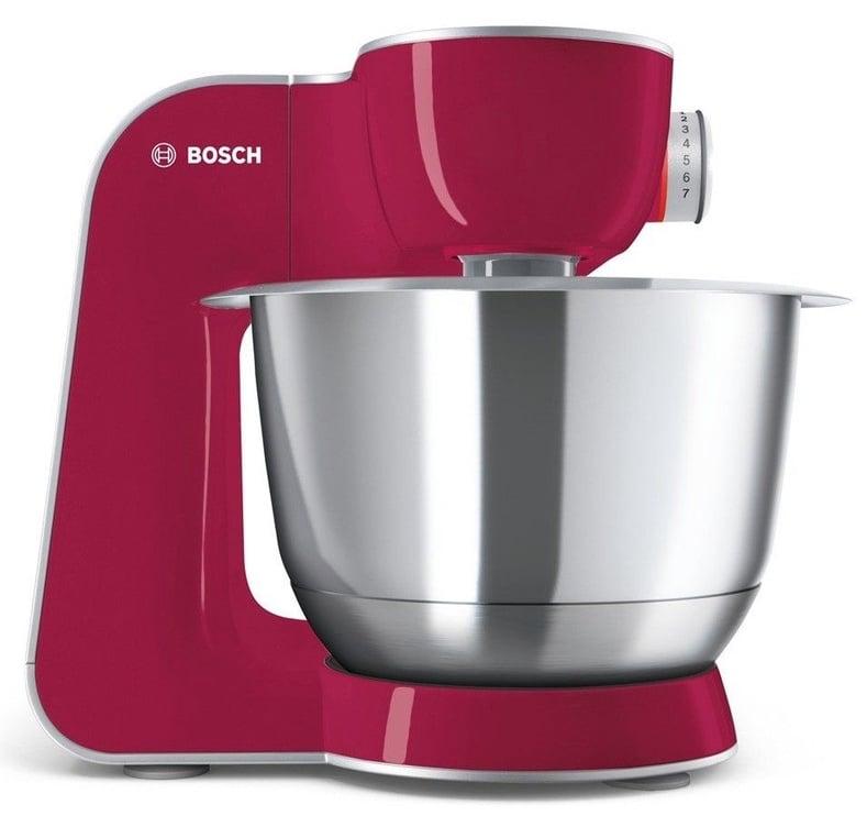 Virtuvinis kombainas Bosch MUM 58420 Burgundy