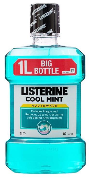 Listerine Coolmint 1000ml