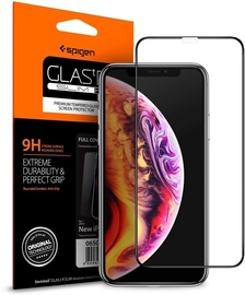 Spigen Slim Screen Protector For Apple iPhone XS Max Black