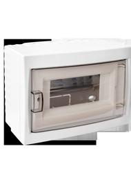 Virštinkinė automatinių jungiklių dėžutė Mutlusan, 8 modulių