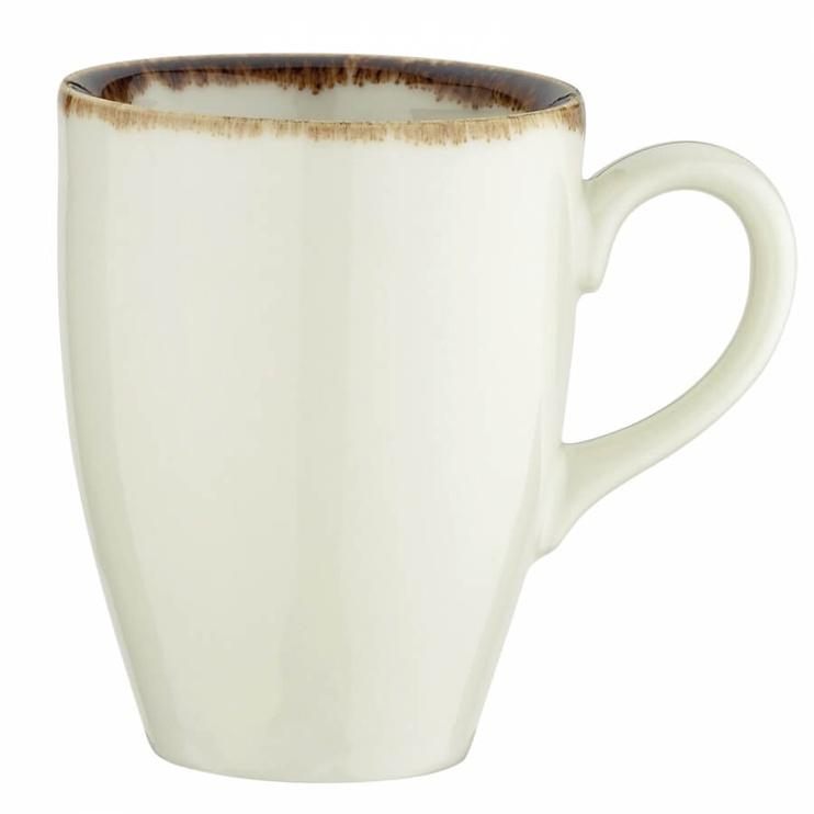 Tass Kütahya Porselen Kutahya Corendon Beige, 0.24 l