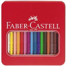 Цветные карандаши Faber Castell Jumbo Grip Colour Pencils, 16 шт.