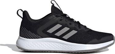 Sieviešu sporta apavi Adidas Fluidstreet, melna, 36.5 - 37