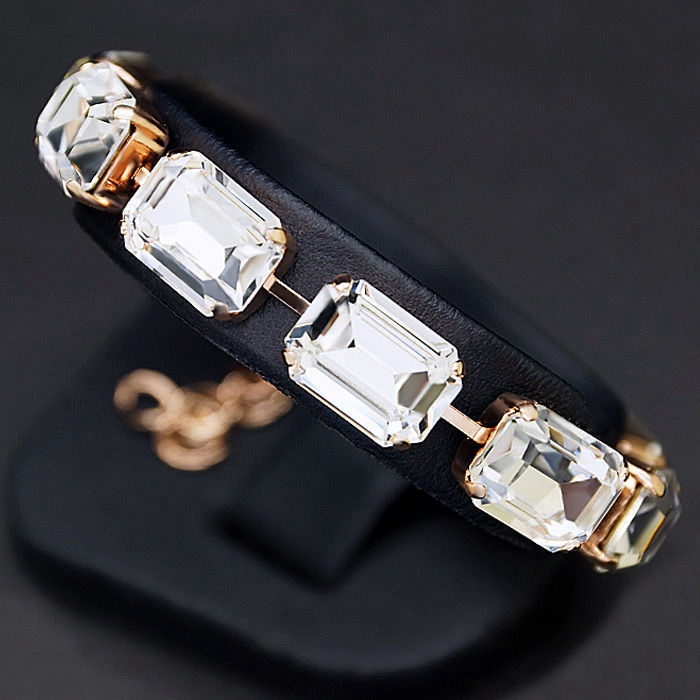 Diamond Sky Bracelet Radiance With Swarovski Crystals