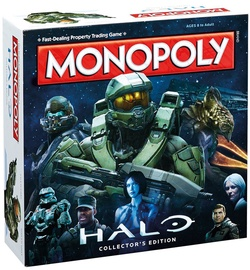 Hasbro Monopoly Halo Collector's Edition