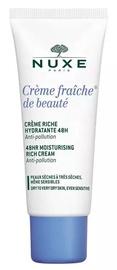 Крем для лица Nuxe Creme Fraiche De Beaute 48hr Moisturising Rich Cream, 30 мл