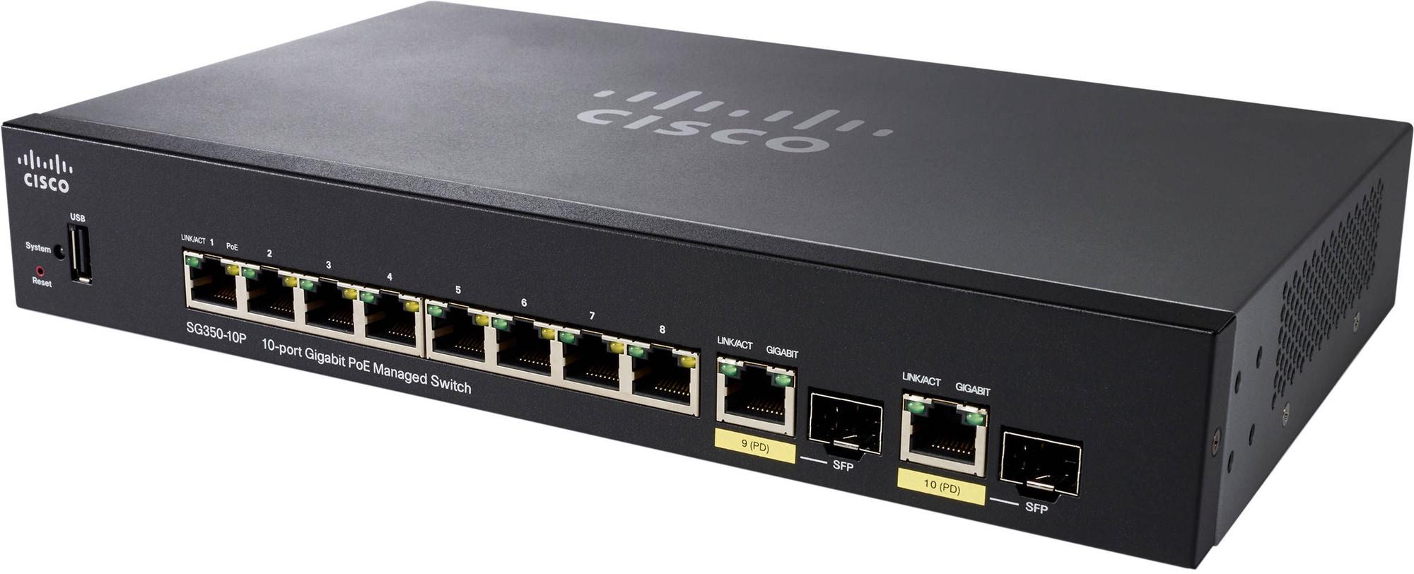 Cisco SG350-10-K9-EU