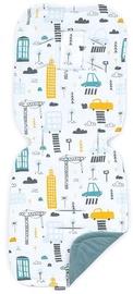 Подкладка для коляски MamoTato Town, многоцветный